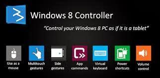 Windows 8 Controller (Server + Client App) Now control your