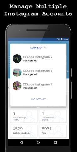 Followers analyzer for instagram premium version unlocked is