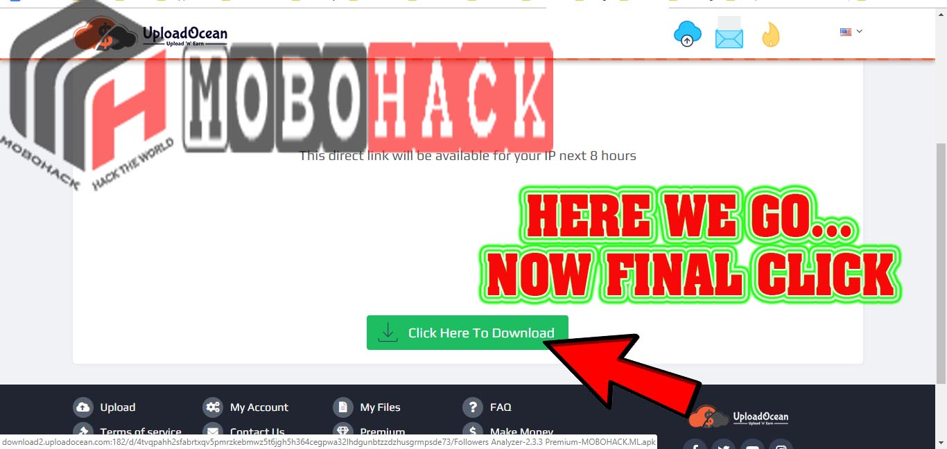 How to Download from Mobohack || Detailed Tutorial – Droid-Win